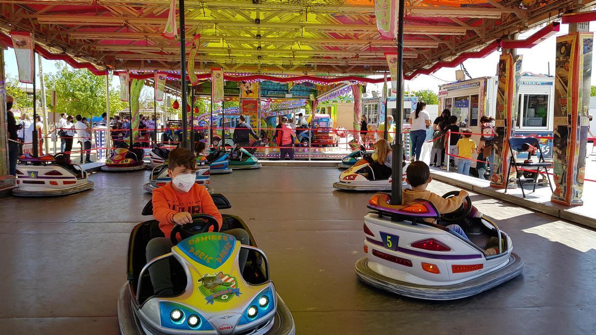 La Feria de San Francisco contará con 14 atracciones.