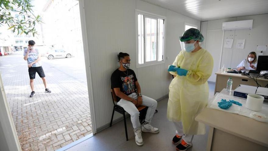 El Sergas citará a más de 11.000 gallegos a cribados para evitar la quinta ola de la pandemia