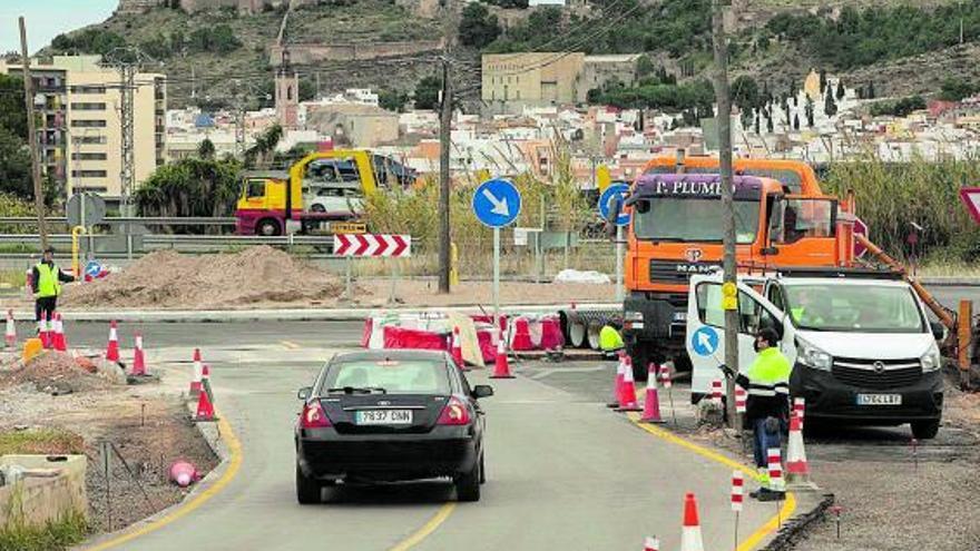 El cierre de un camino aviva las demandas en Sagunt de otro puente sobre la autopista