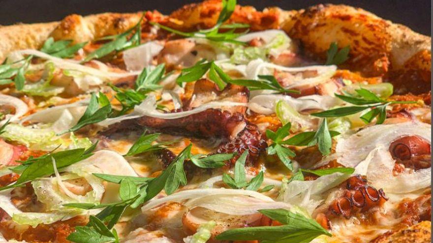 Una pizza de Canarias, elegida entre las mejores 30 pizzas del mundo