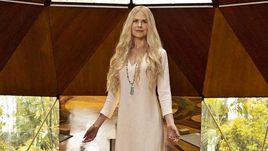 Nicole Kidman protagoniza la serie 'Nine Perfect Strangers' en Amazon