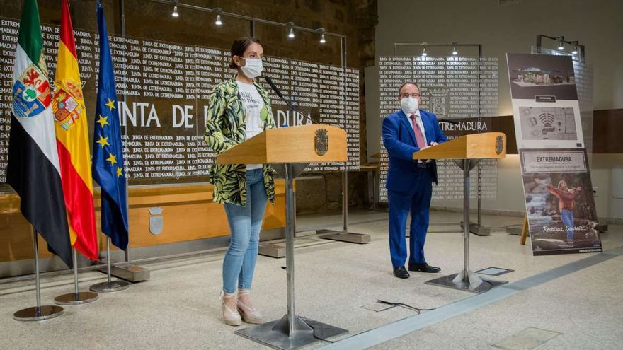 "Extremadura se presentará en Fitur como un destino ""seguro"" para atraer visitantes"