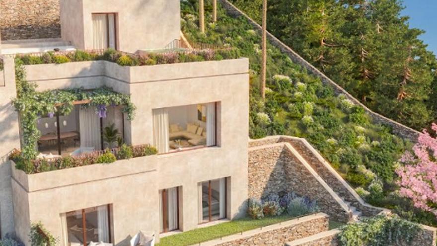 En Mallorca triunfan los inmuebles de lujo diseñados por arquitectos locales