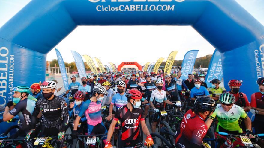 El ciclista Víctor Fernández consigue su primera victoria en la Guzmán El Bueno
