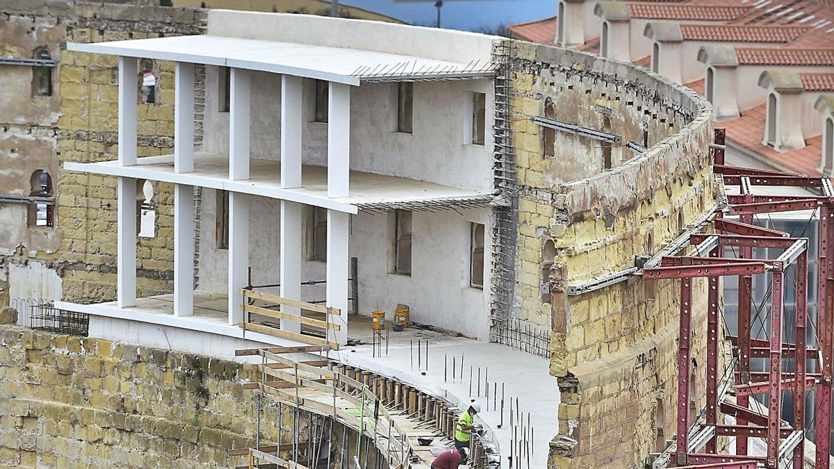 La recuperación del cuadrante suroriental, nuevo paso en el Anfiteatro