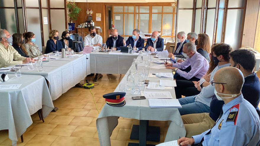 Empresariat Cerdanya presenta un pla d'actuació contra la covid per al sector turístic