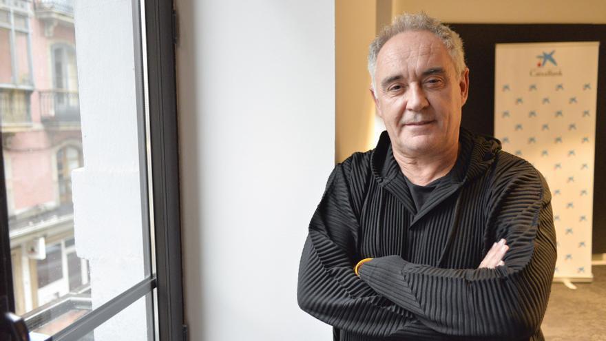 Movistar+ prepara una serie documental sobre el legado de Ferrán Adriá