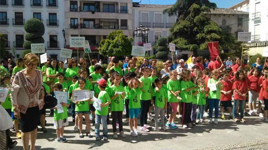 El CEIP Fray Albino de Algallarín irá a las Olimpiadas escolares