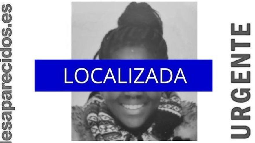 Localizan a una menor desaparecida desde marzo en Palma