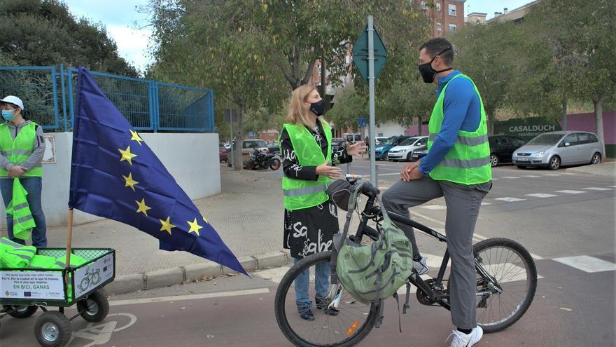 Castelló apuesta por la movilidad sostenible con 17,5 millones