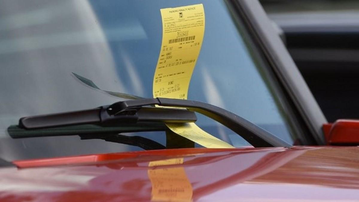 Seis formas de pagar una multa de tráfico