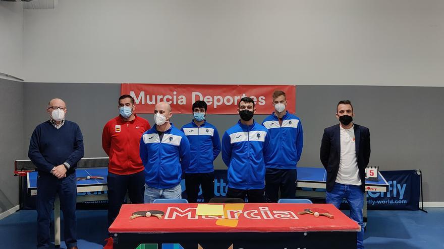 EL CTM Murcia presenta su plantilla para esta temporada en Superdivisión