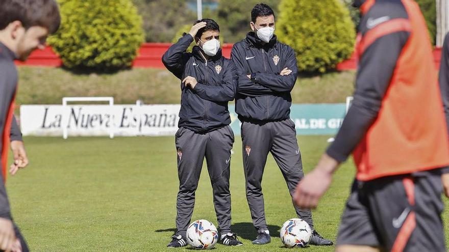 El Sporting cierra filas: preocupación en el club por ver peligrar el play-off