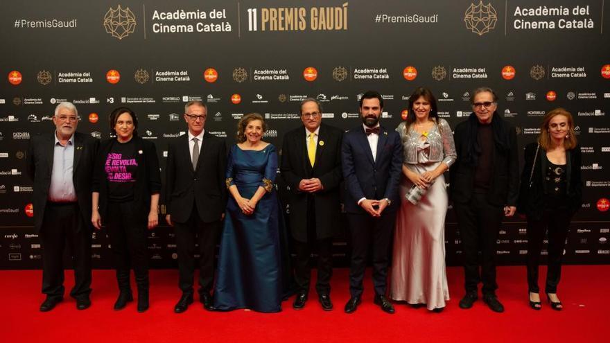 """José Guirao normaliza su presencia en los XI Premis Gaudí: """"Hay que apoyar al cine"""""""