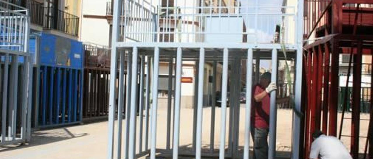 Almassora busca regular la actividad en los casales sin aumentar las multas