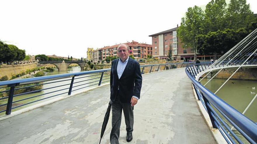 """José Luis Hervás: """"Al Segura le está pasando lo mismo que al Mar Menor"""""""