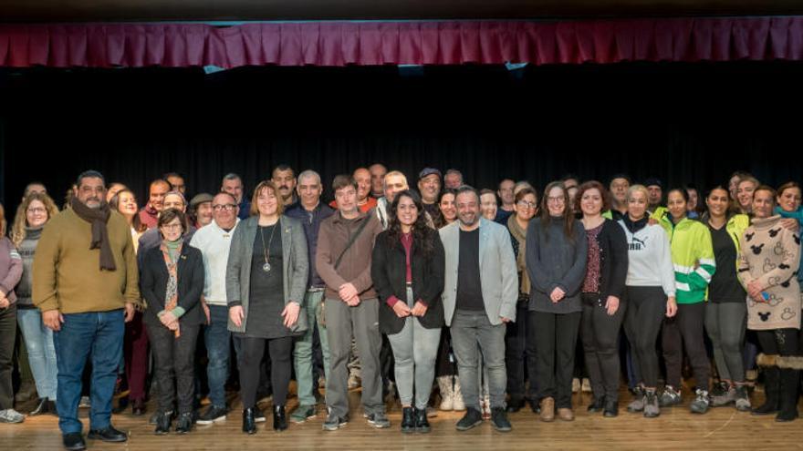 L'Ajuntament de Figueres contracta 43 aturats gràcies al programa Treball i Formació