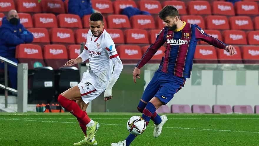 LaLiga pide aplazar el Sevilla-Barça y el Villarreal-Alavés por el conflicto de los internacionales
