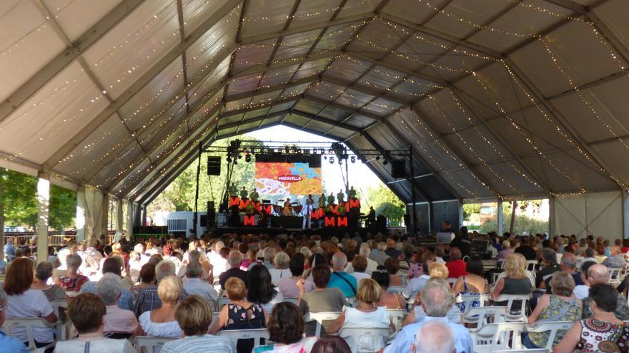 L'Orquestra Maravella a les Revetlles de Sant Pere de Figueres