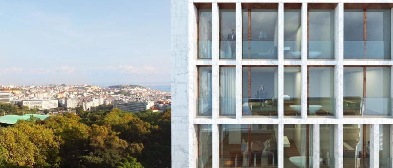 Más de 7 millones de euros por el piso más caro vendido nunca en Portugal