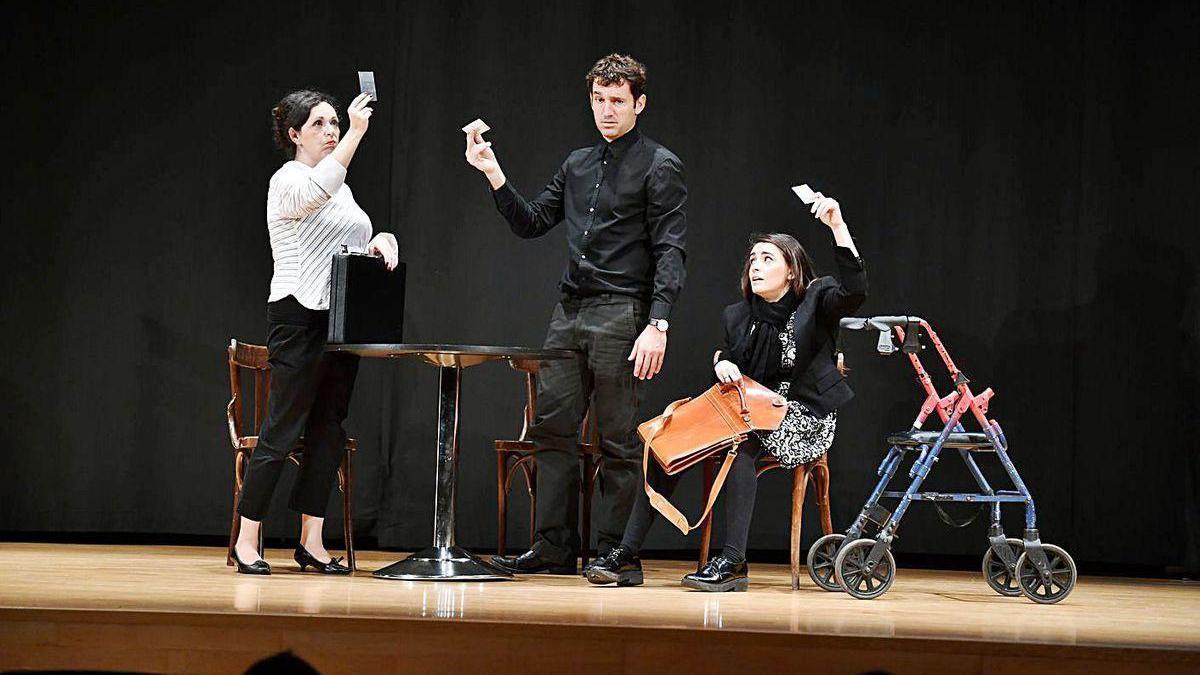 Teatro adaptado de la mano de Repsol y Blanca Marsillach