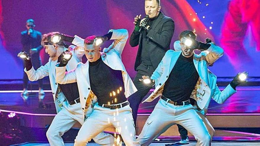 Aislada por un positivo la delegación polaca en Eurovisión