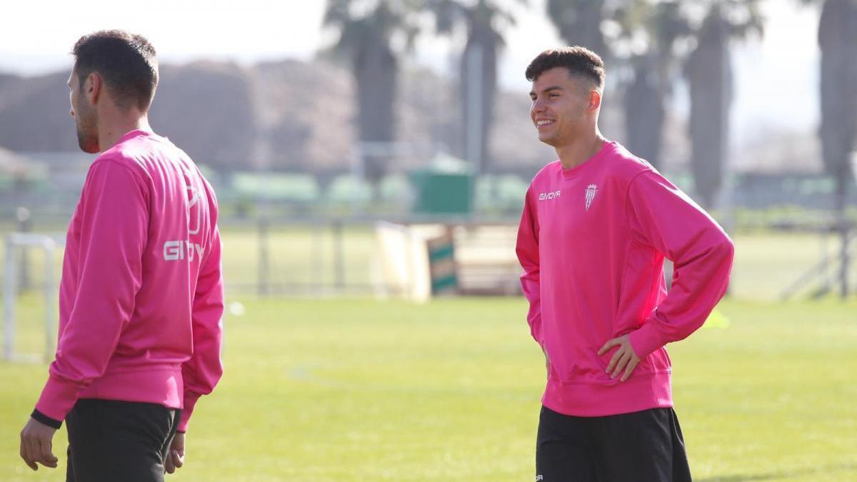 Nahuel y Luismi se suman al listado de goleadores en el Córdoba CF