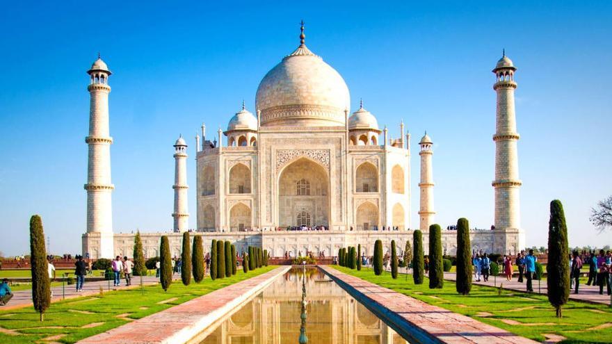 Agra, el jardí de les vídues