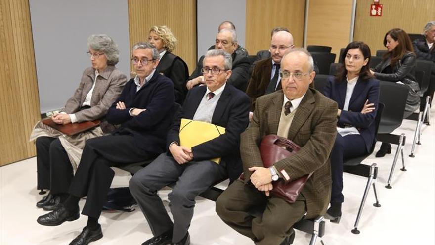 Los testigos afirman que había una contabilidad B en Pérez Giménez