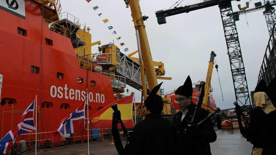 El Tribunal de la UE volverá a pronunciarse sobre la orden que puso en riesgo al naval