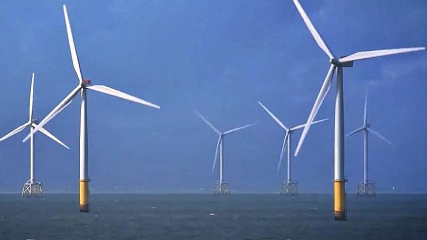 Tenerife quiere liderar la implantación masiva de la energía eólica marina