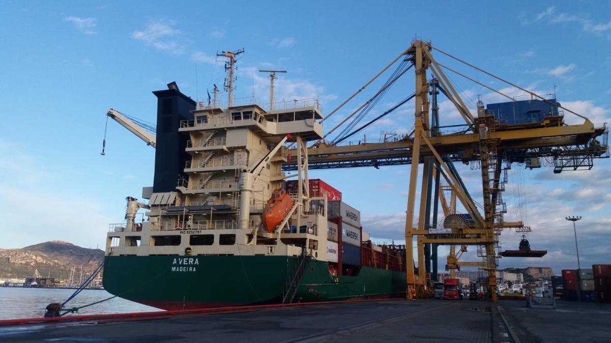 El Puerto de Cartagena  vuelve a ser primero en rentabilidad
