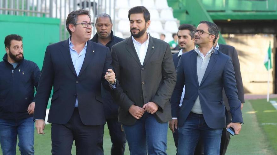 Los dirigentes de Infinity viajarán a Córdoba en enero