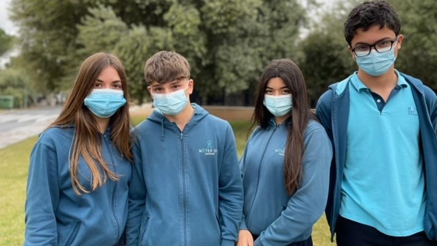 El Mater Dei triomfa amb el projecte ecològic 'Ecobak'