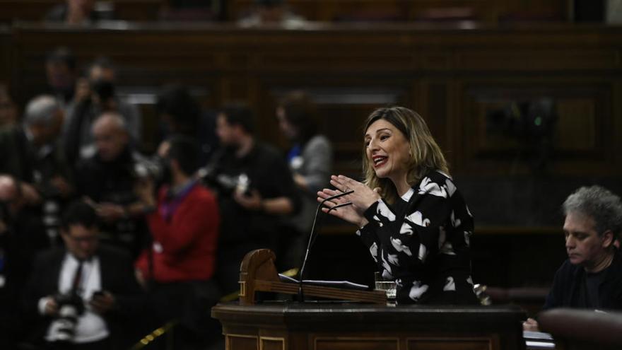 Cuatro diputados de En Marea apoyan los presupuestos en contra de la orden de Villares