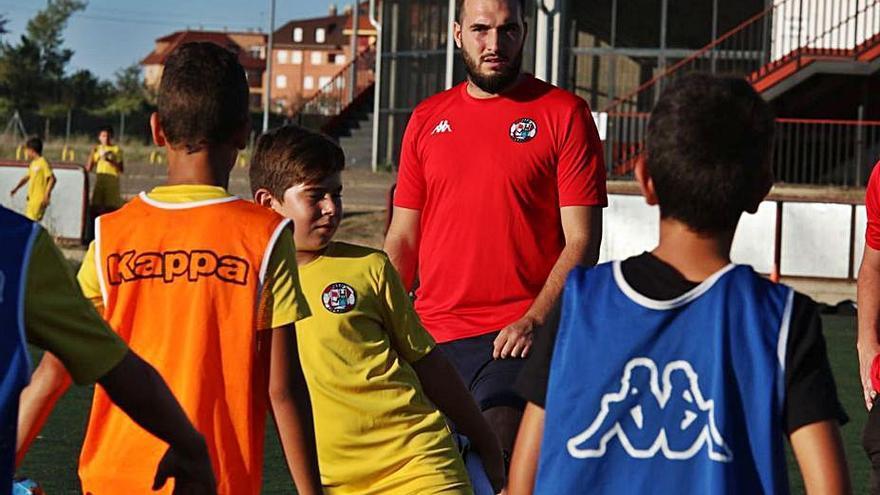 El Zamora CF peleará por el futuro de su equipo cadete