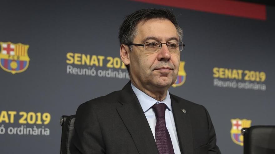 Els Mossos xifren en 1,2 milions d'euros el perjudici del «BarçaGate» al club