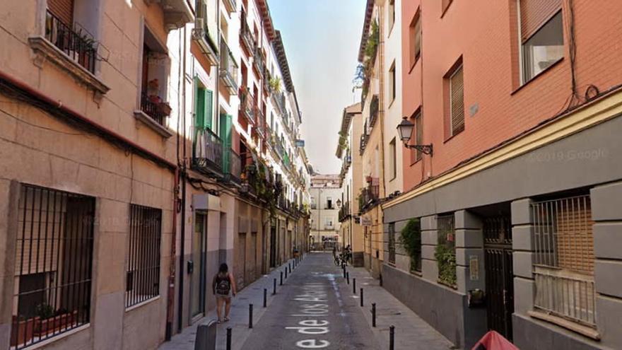 Detenido un hombre por agredir a su pareja en Madrid