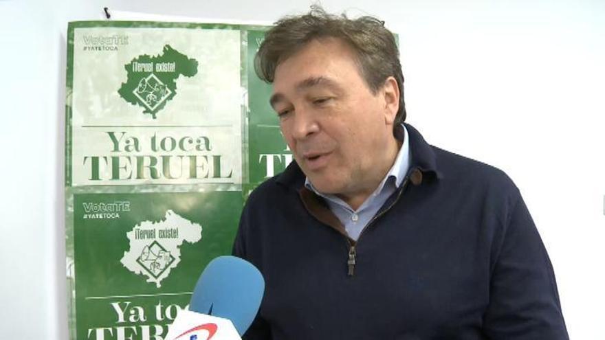 ¡Teruel Existe! llega al Congreso y al Senado