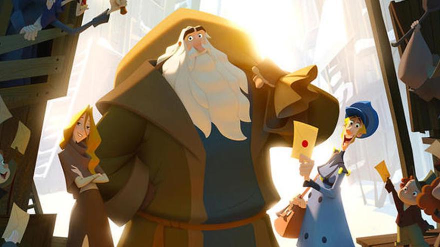 'Klaus', Bafta a mejor película de animación