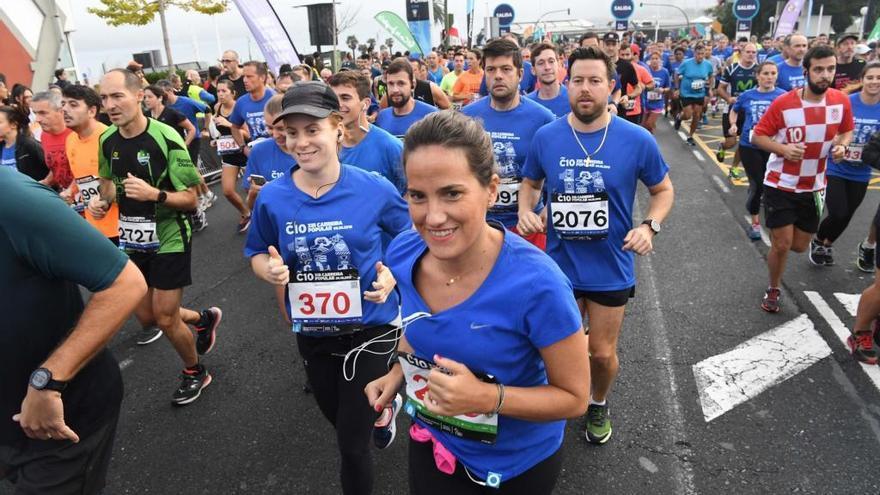 A Coruña, sin carreras populares por el coronavirus
