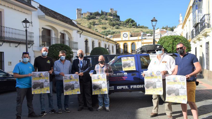 El Pinillo acoge el Campeonato de Andalucía de Automovilismo Extreme 4X4