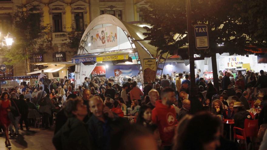 Oviedo se inspira en Santander para diseñar el San Mateo del covid: conciertos diurnos y más escenarios, las apuestas