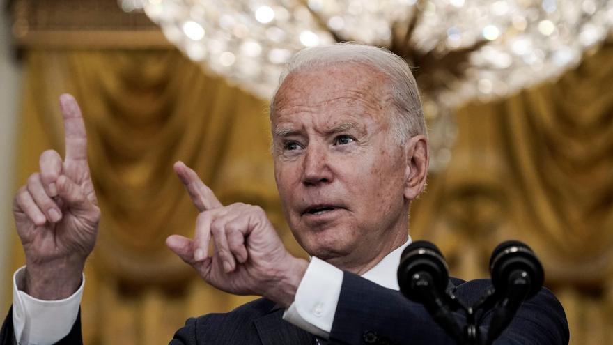 El desconcierto de Joe Biden