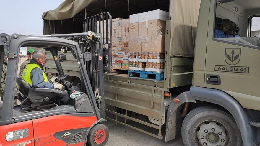Alzira pierde los 300 millones        de inversión de              la base logística del Ejército