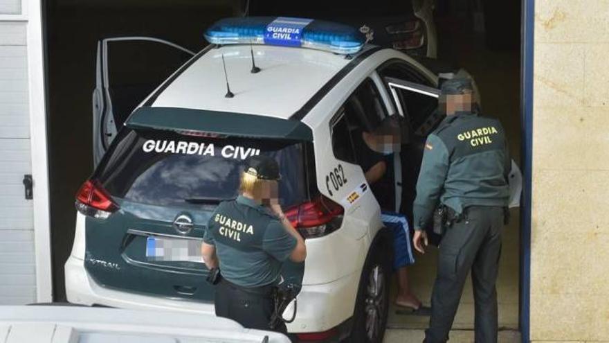 El juez envía a prisión a los cuatro acusados de la violación grupal de Gran Canaria