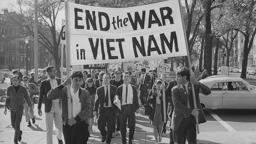 La guerra de Vietnam en diez capítulos