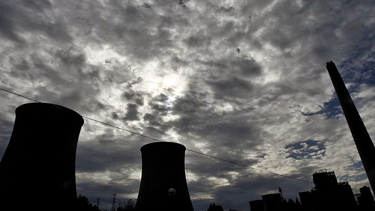 Central térmica de carbón de Endesa en As Pontes. |   // KIKO DELGADO/EFE