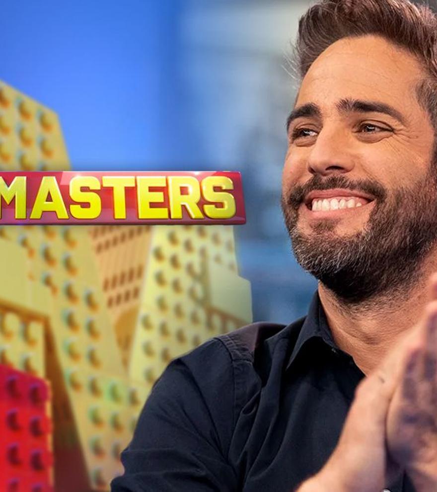 Roberto Leal suma un nuevo proyecto en Atresmedia: será el presentador de 'Lego Masters'