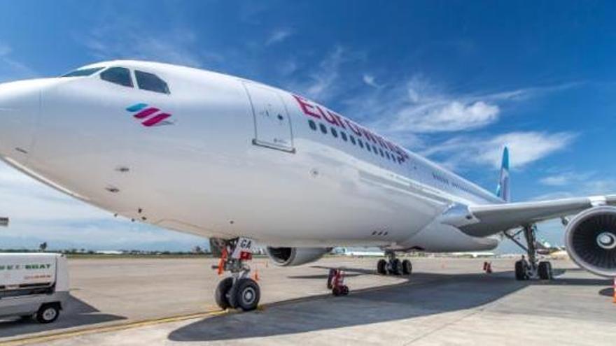 Eurowings plant für den Sommer 325 Mallorca-Flüge in der Woche